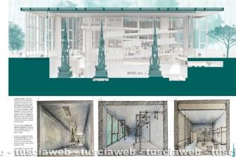 Viterbo - Il progetto del museo delle Macchine di Santa Rosa