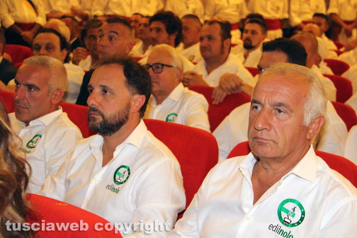 Il raduno dei Facchini all'Unione