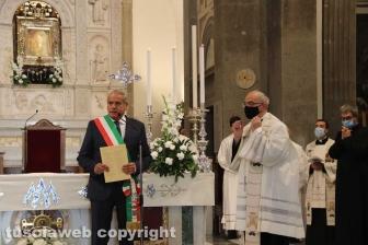 Viterbo - Il patto d'amore tra la città e la Madonna della Quercia