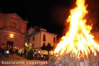 Il Sacro fuoco di Sant'Antonio