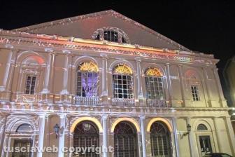 IIl video mapping sul teatro dell'UnioneMG_8650