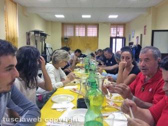 Il pranzo nel convento