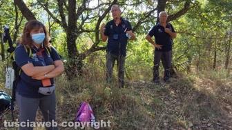 In Cammino sulle vie dell'esilio di Santa Rosa da Vitorchiano a Viterbo