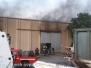 In fiamme deposito dei mezzi di Viterbo ambiente