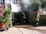 Incendio in una casa a Montefiascone