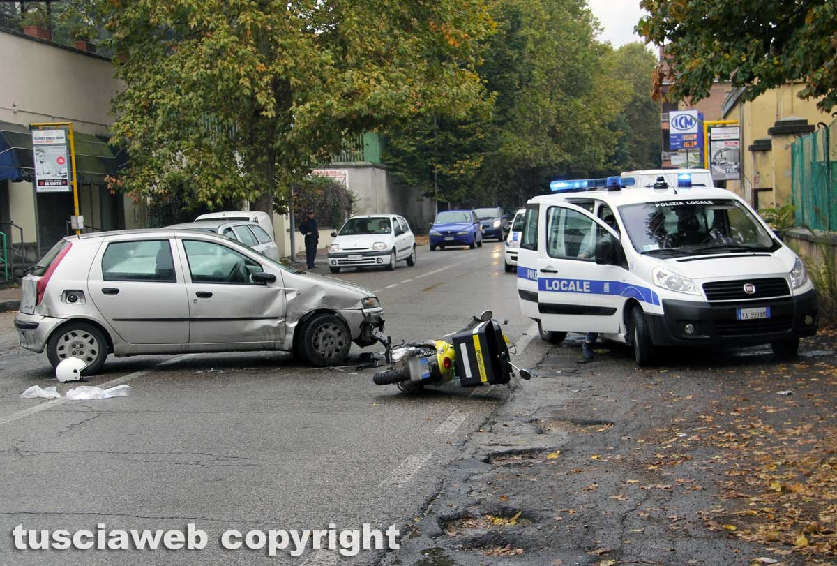 Incidente a viale Baracca