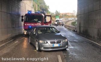 Incidente sulla circonvallazione Giorgio Almirante