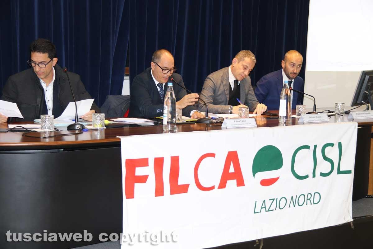 Infrastrutture, l'incontro Filca Cisl