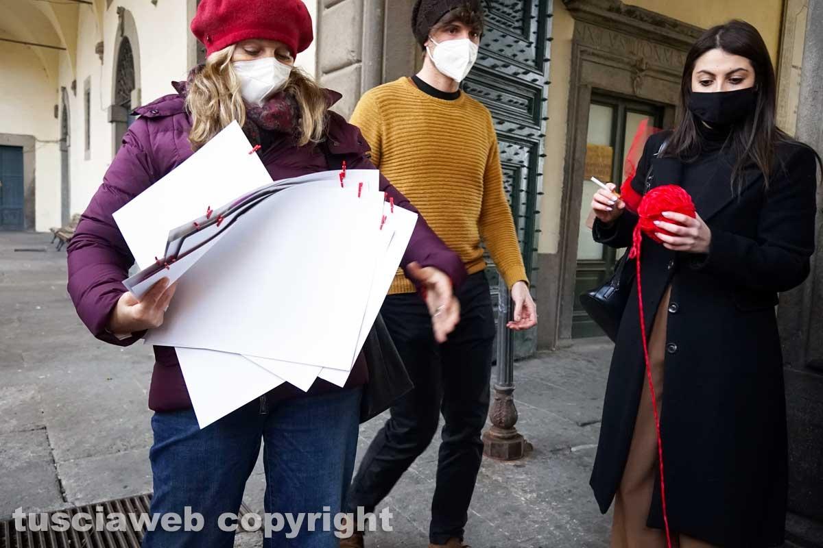 Il flash mob di Kyanos
