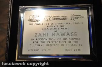 Caffeina - L'egittologo Zahi Hawass