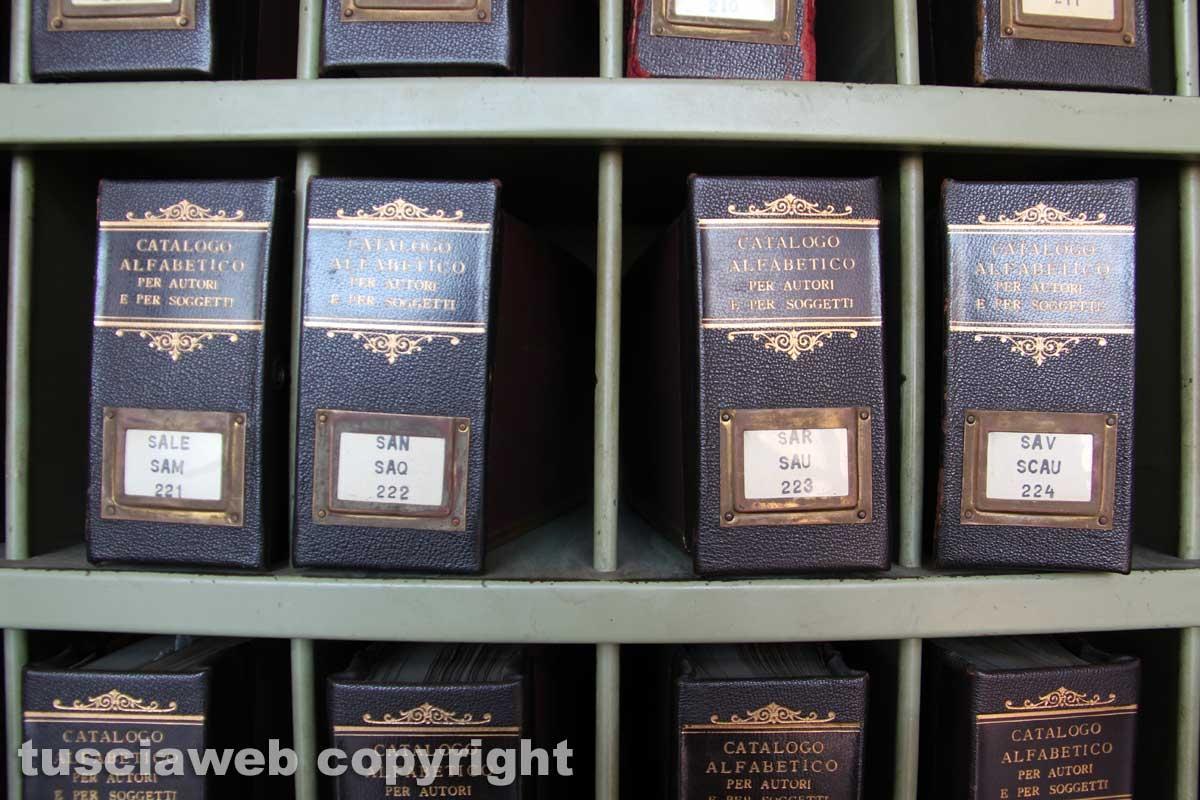 La biblioteca degli Ardenti