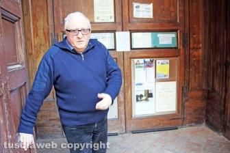 Viterbo - Don Mario Brizi