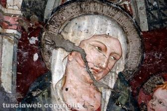 La cattedrale della città dei papi