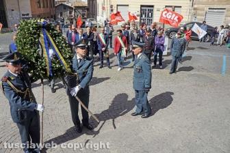 La celebrazione della Liberazione dal nazifascismo