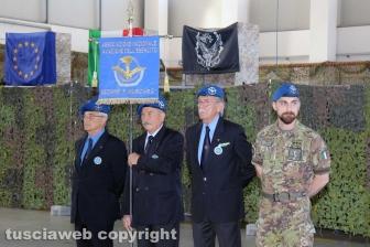 La cerimonia del terzo reggimento Aldebaran