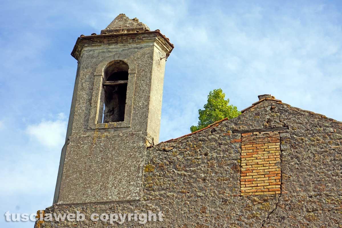 La chiesa di Valle Faul