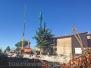 La chiesa di Villanova rasa al suolo