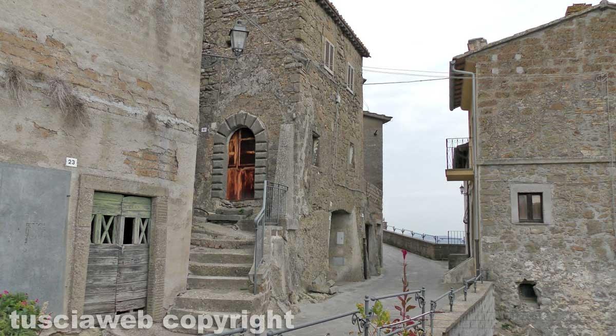 La città invisibile di Bassano in Teverina