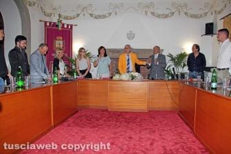 La cittadinanza onoraria a Emmanuele Emanuele
