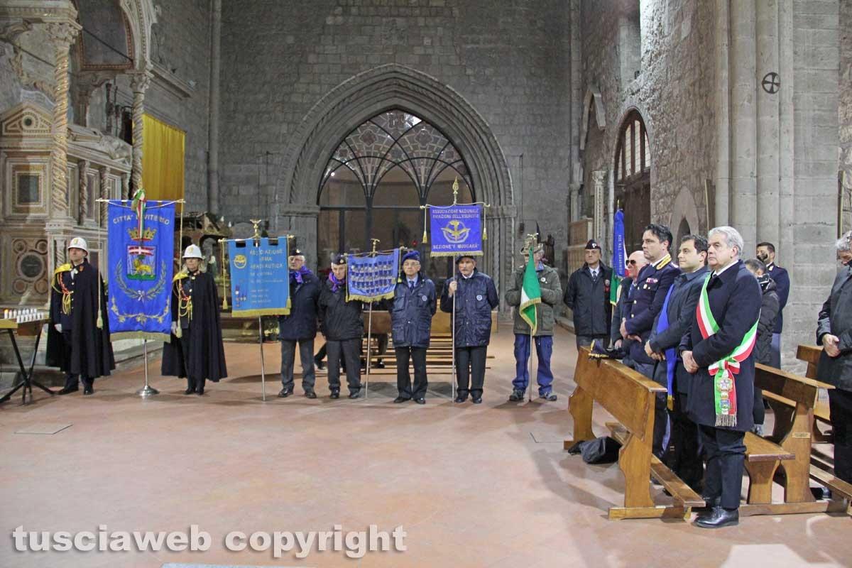 Viterbo - La commemorazione delle vittime del bombardamento