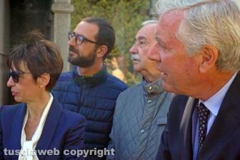 La commemorazione di Luigi Petroselli