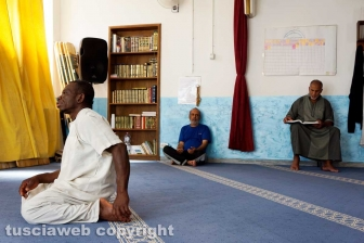 La comunità islamica della Tuscia