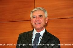 Il sindaco di Canino Mauro Pucci