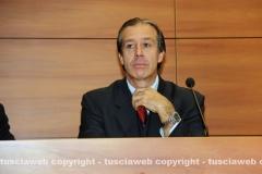 Il presidente del consiglio sindacale della Banca di Viterbo Roberto Migliorati
