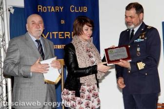 La consegna del premio 'Viterbo per il lavoro'