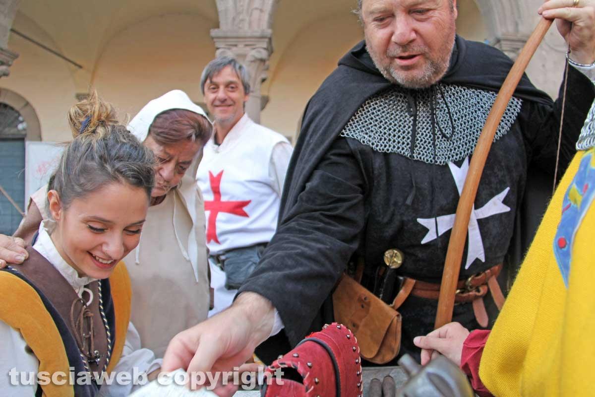 La contesa medievale