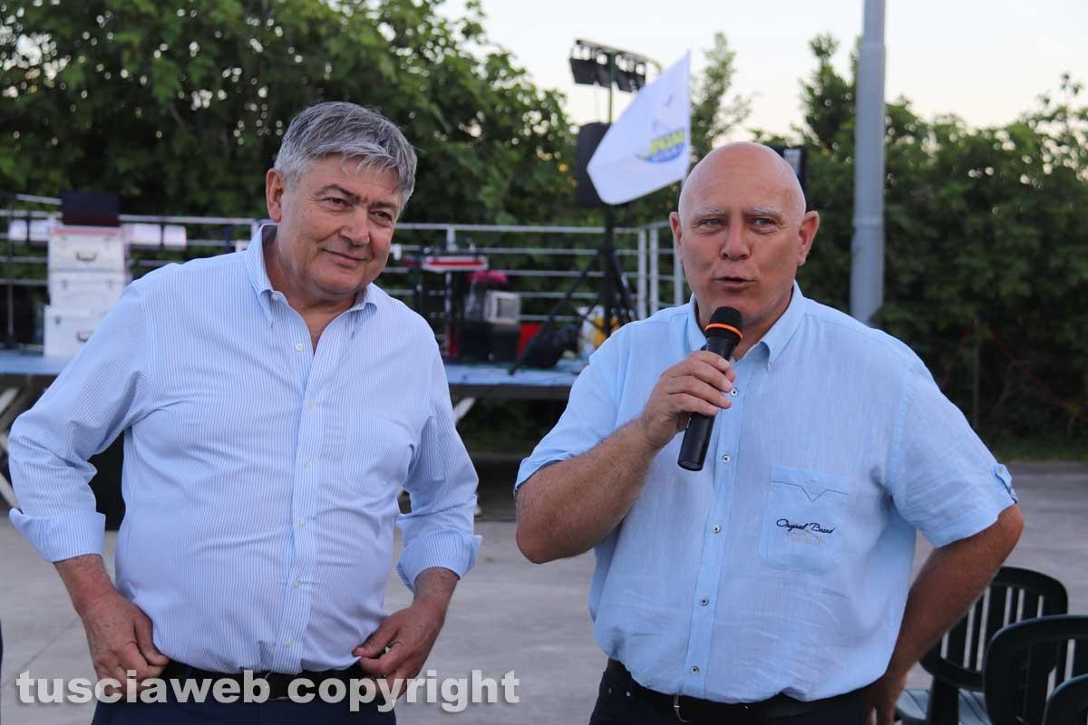 Umberto Fusco e Maurizio Testa