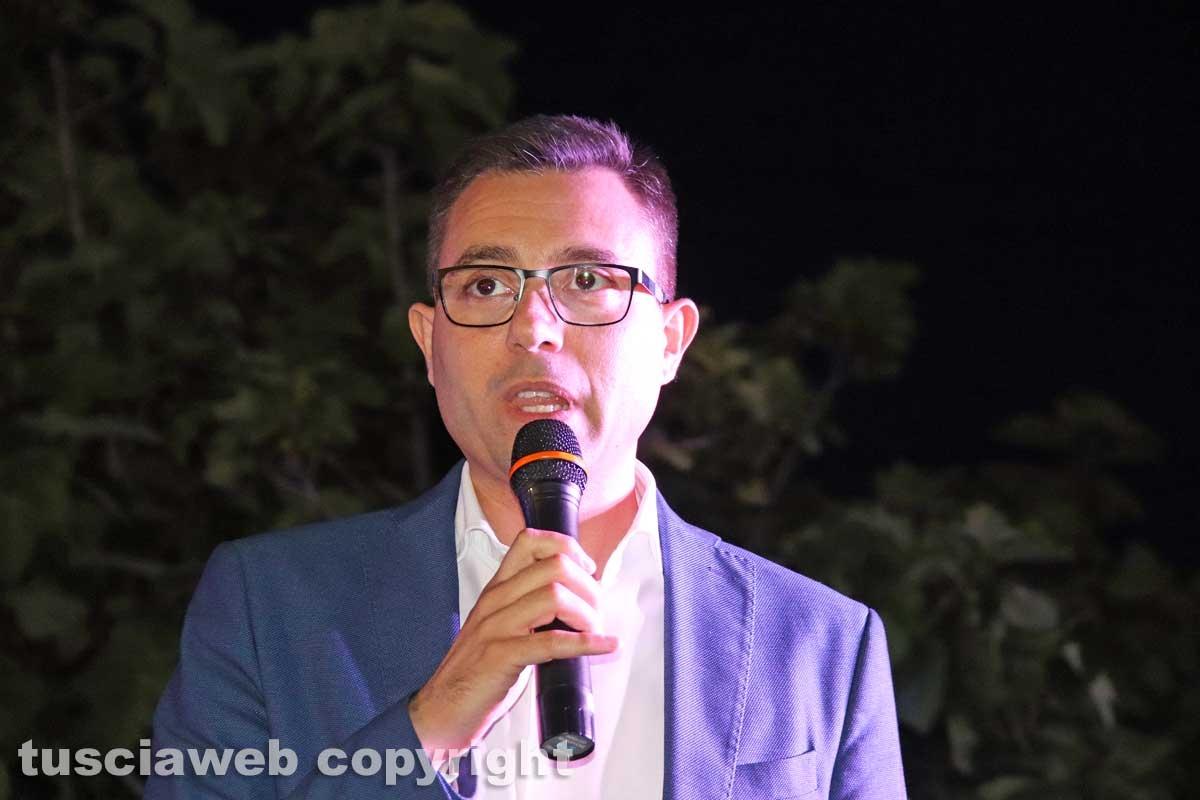 Davide Basilicata sindaco di Fara in Sabina