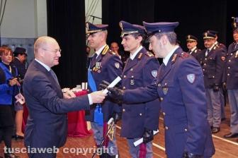 Viterbo - Festa della polizia 2018