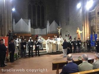 Viterbo - La messa in onore di San Francesco