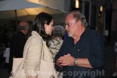 Luisa Ciambella e Aldo Fabbrini