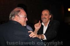Aldo Fabbrini e Sergio Insogna