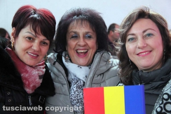 La festa nazionale della Romania