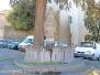 La fontana a fuso di via Cadorna