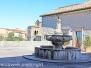 La fontana di palazzo dei Papi