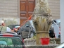 La fontana di piazza Dante