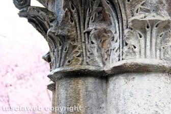 Viterbo - La fontana di piazza del Gesù