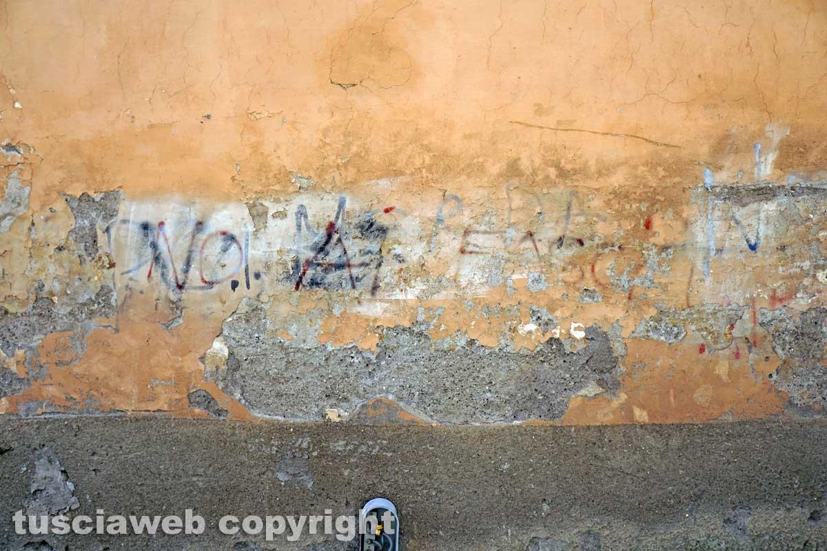 La guerra fredda sui muri