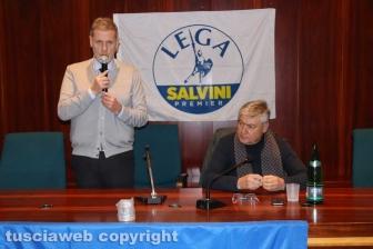Claudio Ubertini e Umberto Fusco