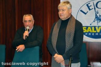 Antonio Scardozzi e Umberto Fusco