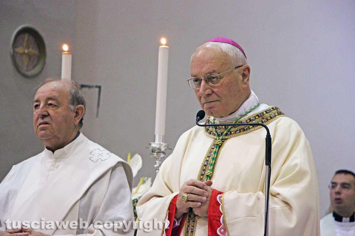 La messa di Santa Rosa