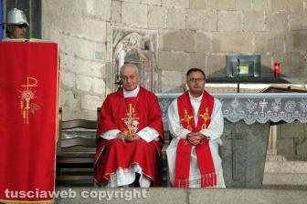 Guardia di finanza - La messa in onore di san Matteo