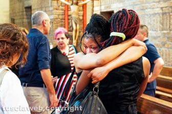 L'omaggio dell'Orioli a Joshua