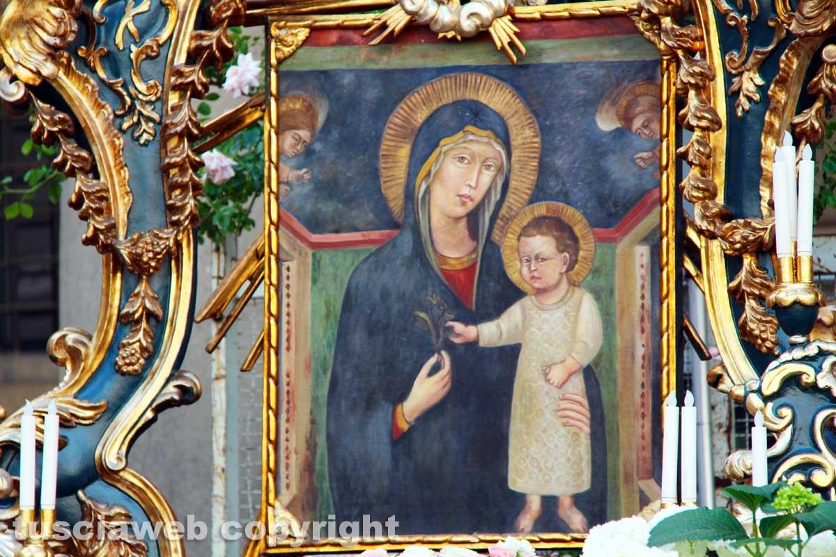 La messa per Maria liberatrice