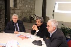 Il sindaco Michelini e l\'assessore Delli Iaconi
