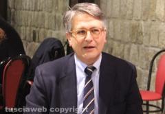 Il senatore Claudio Moscardelli